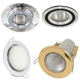 Точечные и встраиваемые светильники
