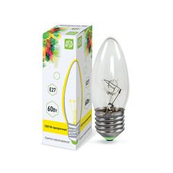 Лампа накал.СВ В35 60 Вт 220В Е27 ПР ASD