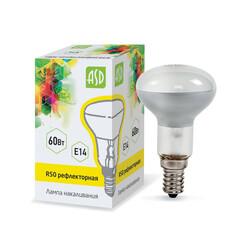 Лампа накал. рефлект.R50 60Вт Е14 МТ ASD