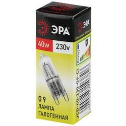 Лампа галогенная G9-JCD-40-230V-Cl ЭРА