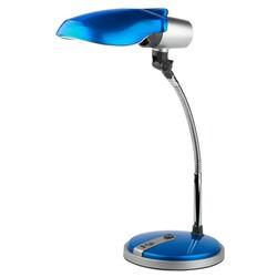 Светильник настольный  NE-301-E27-15W-BU синий 636046 ЭРА