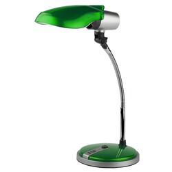 Светильник настольный  NE-301-E27-15W-GR зеленый  ЭРА