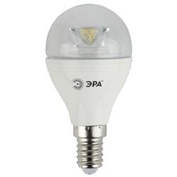 Лампа светодиодная  LED smd P45-7w-827-E14 Clear  ЭРА