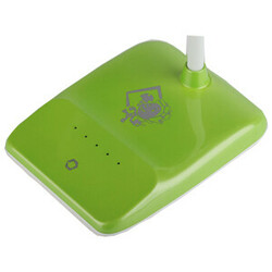 Светильник настольный  NLED-447-9W-GR зеленый ЭРА