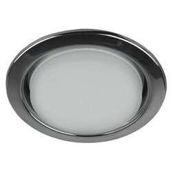 Светильник KL35 BK под лампу Gx53,220V, 13W, черный металл 673164 ЭРА