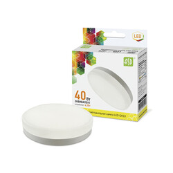 Лампа светодиодная LED-GX53-standard 4.2Вт 160-260В 3000К 340Лм ASD