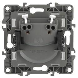 Розетка 2P 16АХ-250В медь  (10шт) ЭРА 12-2105-14