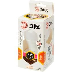 Лампа светодиодная  LED smd A60-15w-827-E27 ЭРА