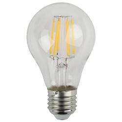 Лампа светодиодная  F-LED A60-7w-827-E27 ЭРА