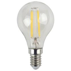 Лампа светодиодная  F-LED P45-5w-840-E14 ЭРА