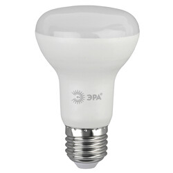 Лампа светодиодная  LED smd R63-8w-827-E27 ECO ЭРА