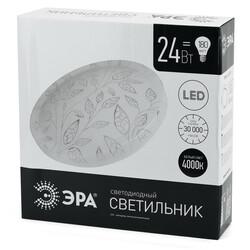 "Светодиодный светильник SPB-6-24-4K (C) 24Вт 4000K 1850Лм ""Сюзи"" 385х103 ЭРА"