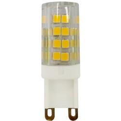 Лампа светодиодная  LED smd JCD-3,5w-220V-corn, ceramics-827-G9 ЭРА