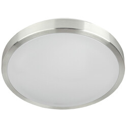 """Светодиодный светильник SPB-6-18-4К 18Вт, 4000К, 1260 Лм, """"Silver moon"""", 330*107 мм ЭРА"""