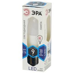 Лампа светодиодная  LED smd B35-9w-840-E14 ЭРА