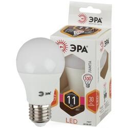 Лампа светодиодная  LED smd A60-11w-827-E27 ЭРА