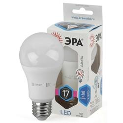 Лампа светодиодная  LED smd A60-17w-840-E27 ЭРА
