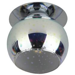 "Светильник DK88-3  ""3D дождь"" G9,220V, 35W, серебро/мультиколор ЭРА"