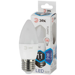 Лампа светодиодная  LED smd B35-11w-840-E27 ЭРА