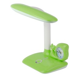 Светильник настольный  NLED-437-7W-GR зеленый ЭРА