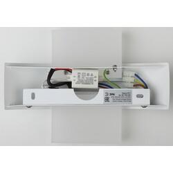 Декоративная подсветка светодиодная  WL7 WH+WH 6Вт IP 20 белый  ЭРА