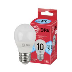Лампа светодиодная  LED smd Р45-10w-840-E27 ECO ЭРА