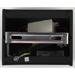 Декоративная подсветка светодиодная  WL3 BK  6Вт IP 20 черный   ЭРА