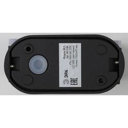 Декоративная подсветка светодиодная  WL9 BK  6Вт IP 54 черный  ЭРА
