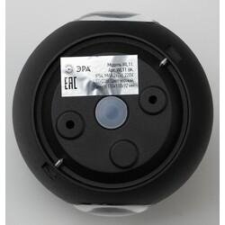 Декоративная подсветка светодиодная  WL11 BK   4*1Вт IP 54 черный  ЭРА