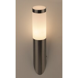 Декоративная подсветка светодиодная  WL18  27 MAX60W IP54 хром/белый  ЭРА