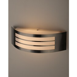 Декоративная подсветка светодиодная  WL20  E27 MAX40W IP54 хром/белый  ЭРА
