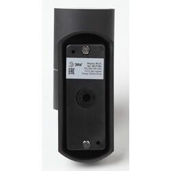 Декоративная подсветка светодиодная  WL27 BK  GU10 MAX35W IP54 черный  ЭРА