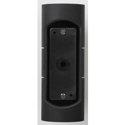 Декоративная подсветка светодиодная  WL28 BK  2*GU10 MAX35W IP54 черный  ЭРА