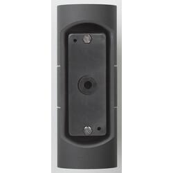 Декоративная подсветка светодиодная  WL28 GY  2*GU10 MAX35W IP54 серый  ЭРА
