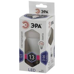 Лампа светодиодная  LED smd A60-13w-860-E27 ЭРА