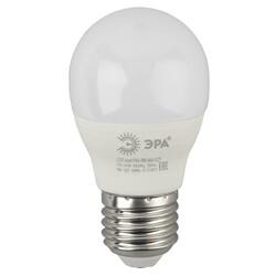 Лампа светодиодная  LED smd P45-9w-860-E27 ЭРА