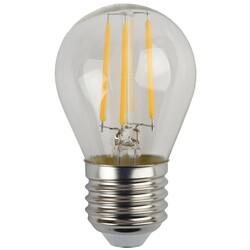 Лампа светодиодная  F-LED P45-7w-827-E27 ЭРА