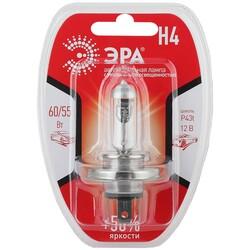 H4 12V 55W+50% P43t BL Лампа головного света ЭРА