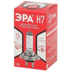 H7 12V 55W Px26d Лампа головного света ЭРА