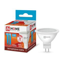 Лампа светодиодная LED-JCDR-VC 11Вт 230В GU5.3 4000К 820Лм IN HOME