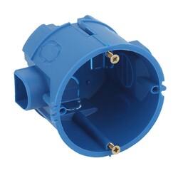 KUTS-68-60-blue Монтажные распаячные коробки для откр.установки Коробка установочная КУТС 68х60м ЭРА