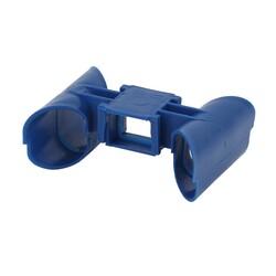 KKS-blue Монтажные распаячные коробки для откр.установки Кабель-канал соединительный для установ ЭРА