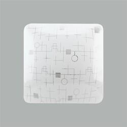 Свет-к с/д (потолочный) СЛЛ 040 18Вт 6К Космос (272х272x75) (10) LEEK