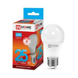 Лампа светодиодная LED-A70-VC 25Вт 230В Е27 4000К 2250Лм IN HOME