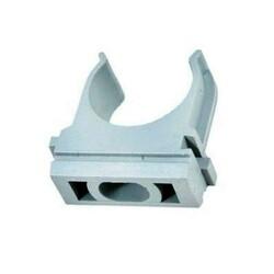 Крепеж-клипса для трубы d-16 мм (уп. 150 шт.) РУВИНИЛ