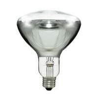 Лампа ИКЗ-225-235-250 Е27 белая