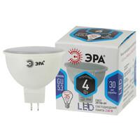 Лампа светодиодная  LED smd MR16-4w-840-GU5.3 ЭРА