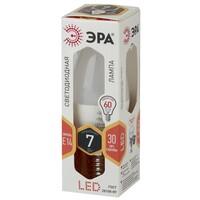 Лампа светодиодная  LED smd B35-7w-827-E14 ЭРА