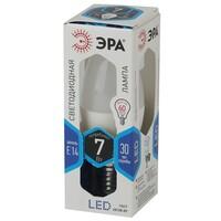 Лампа светодиодная  LED smd B35-7w-840-E14 ЭРА