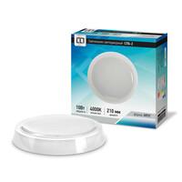 Светильник светодиодный СПБ-2 10Вт 160-260В 4000К 800лм IP40 210мм белый 20/1 LLT